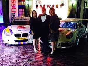 Unicom staf at the 2015 used car awards