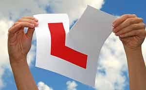 Drivers L-Plates