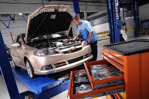 Car Servicing Garage
