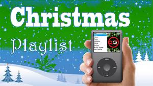 Christmas driving playlist