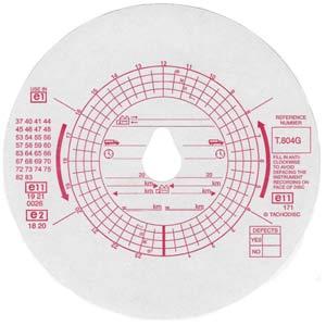 Analog Tachograph