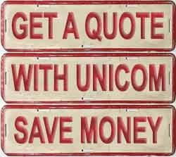 Get a quote with Unicom