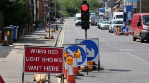 Roadworks Photo