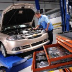 The Motor Trade - Light Vehicle Service Technician