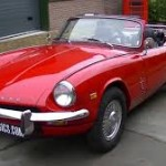 Keeping Classic Car Insurance Costs Down
