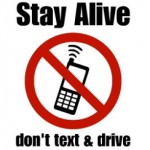 Tough on Texting Drivers!