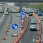 New Year Motorway Roadworks Speed Limit