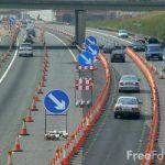 New Year Motorway Roadworks Speed Limit