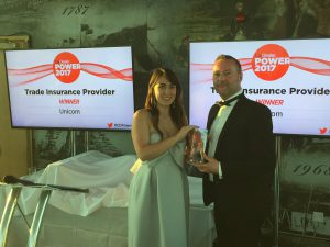 Unicom Trade Award Winners