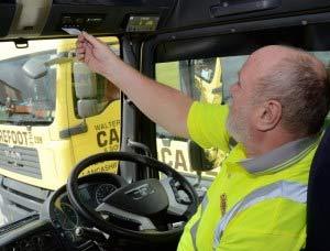 Tachograph Driver