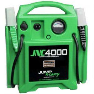 Jump start battery pack