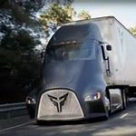 Electric Powered HGVs