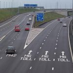 Price Increase for M6 Toll Road