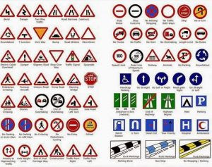 UK Traffic Signs