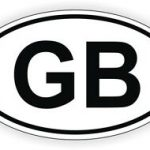 'GB' Sticker Needed After Brexit