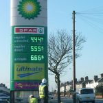 Rising UK Fuel Prices