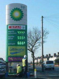 Uk Fuel Prices