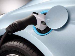 charging port electric car