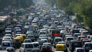 Social Distancing Cars