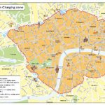 London Congestion Charge Could Be Extended in 2021