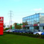 Motor Trade Showrooms Open For Business