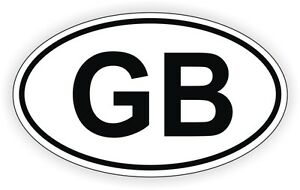 GB Car Stickers