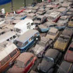 174 Dust Covered Vintage Cars for Sale